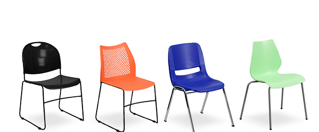 stackable chairs for less brown dining room chair covers quality stack church and banquet stackchairs4less plastic