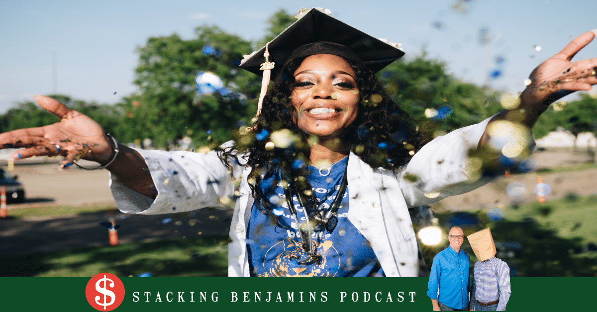 Igniting Success (With Dr. Melanie Katzman) – The Stacking Benjamins Podcast