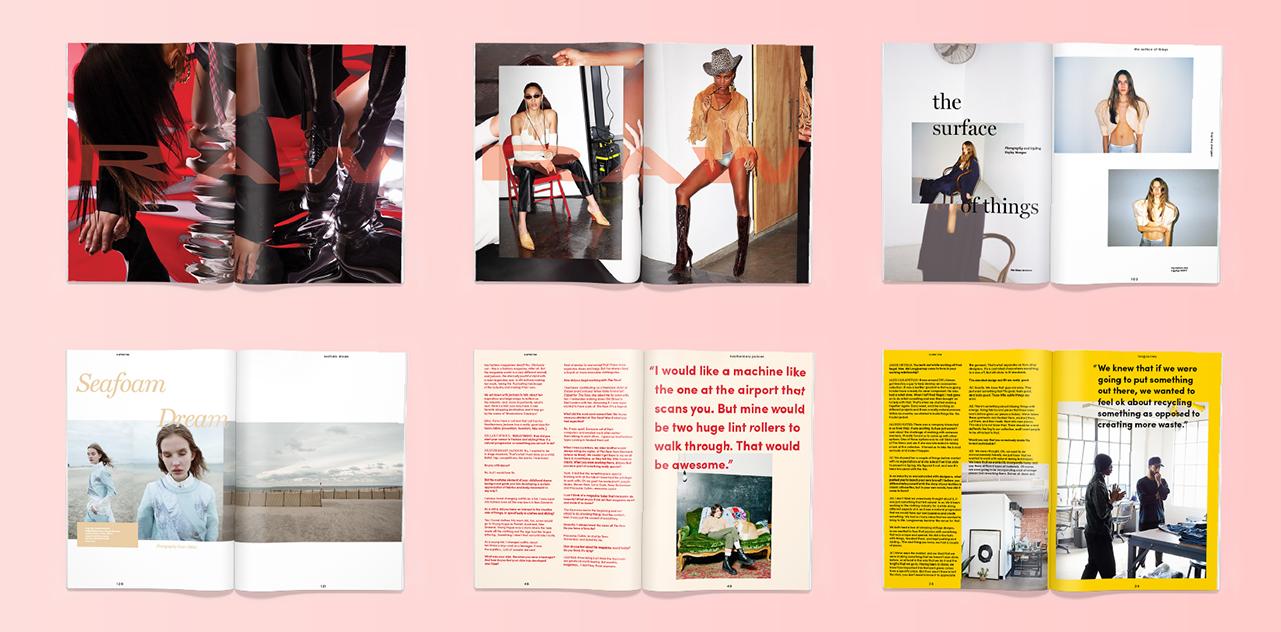 10 independent fashion magazines  STACK magazines