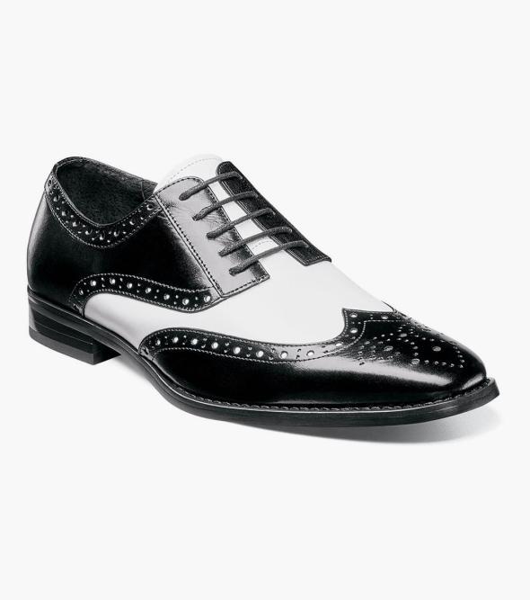 Mens Wingtip Dress Shoes
