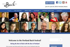 Portland Bach Festival