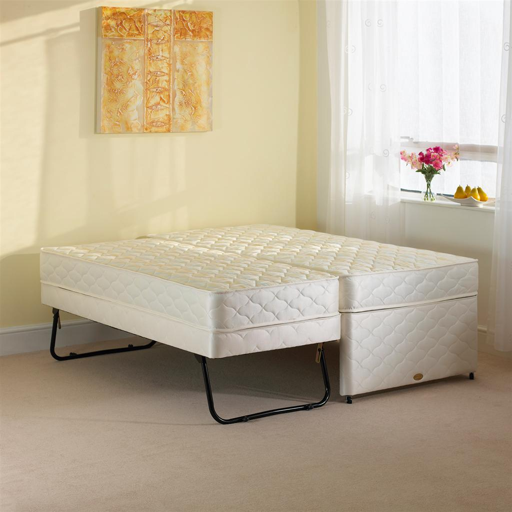 sofa bed mattress toppers indoor swing uk diamond guest - staddons beds