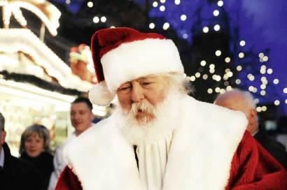 Stader Weihnachtsmann