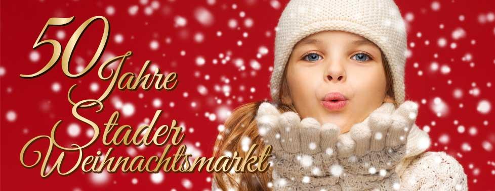 50 Jahre Stader Weihnachtsmarkt