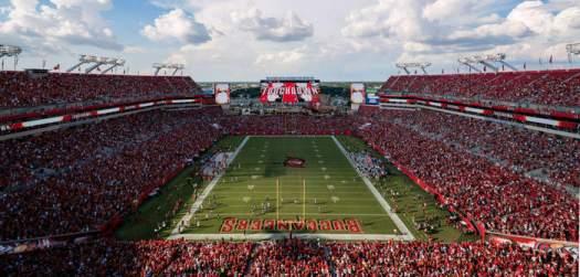 Buccaneers' Raymond James Stadium named NFL's top-ranked ...