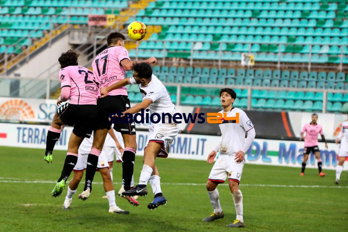 Palermo. cambia l'orario d'inizio del match contro la Casertana