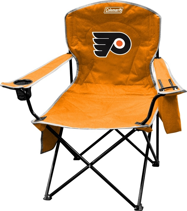 NHL Cooler Quad Folding Chair XL Big Boy NFL