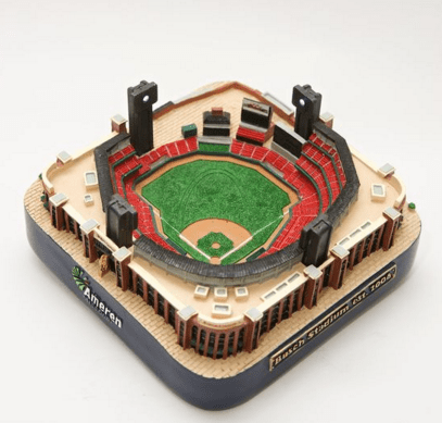 busche stadium replica - st louis cardinals - 4-15-2016