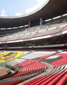 Estadio azteca also mexico city the stadium guide rh stadiumguide
