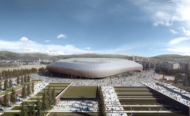Nuovo Stadio Fiorentina New Fiorentina Stadium The