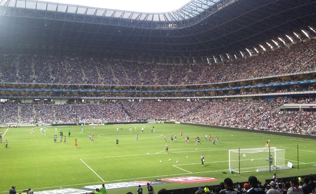 Estadio BBVA Bancomer  Monterrey  The Stadium Guide