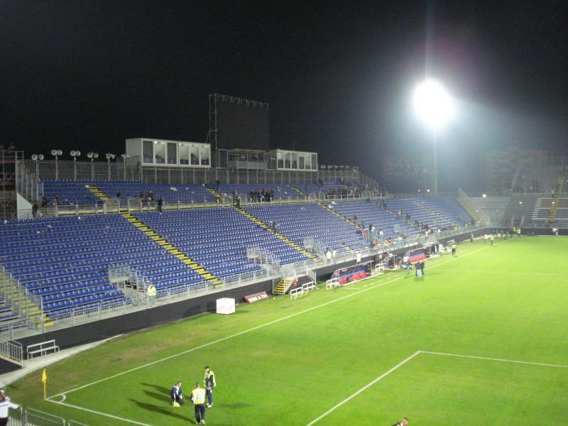 Stadio Is Arenas  The Stadium Guide