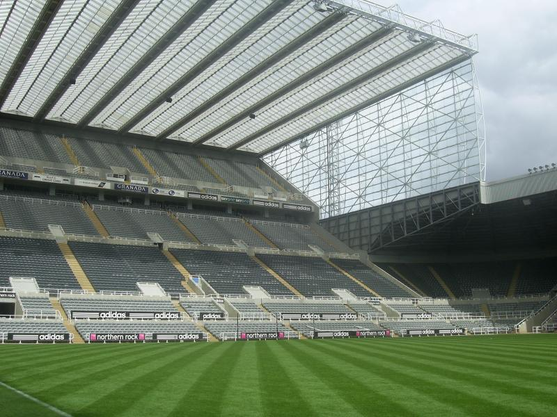 St James Park  Newcastle  The Stadium Guide