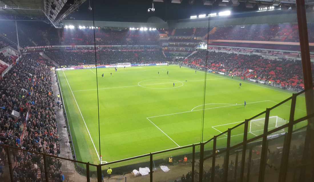 Philips Stadion  PSV  Eindhoven  The Stadium Guide