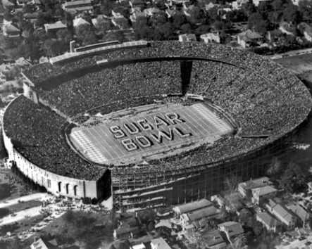 Tulane Stadium  History Photos  More of the site of