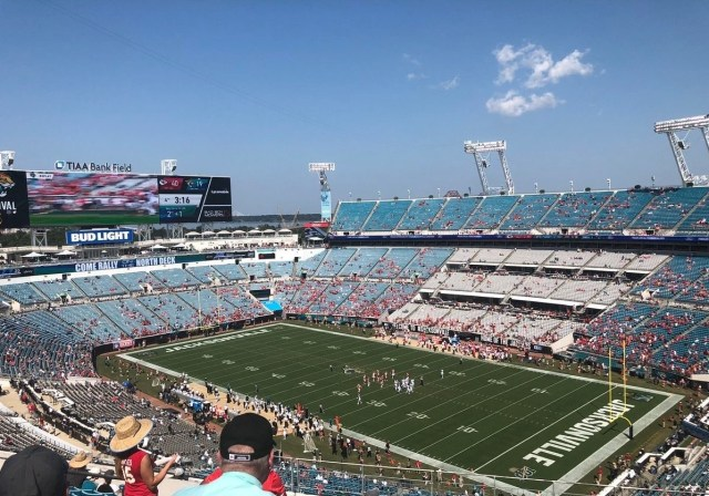 TIAA Bank Field, Jacksonville Jaguars football stadium - Stadiums of Pro Football