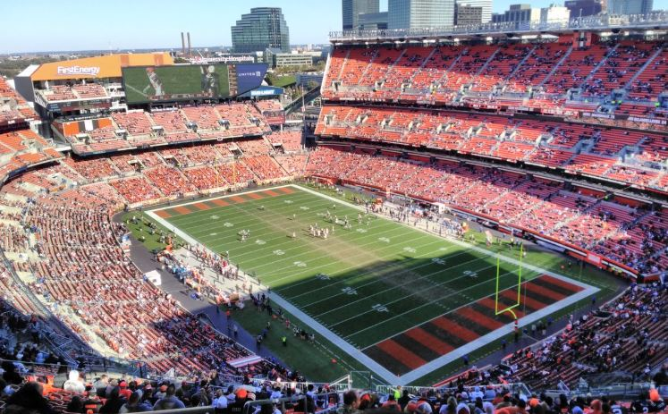 FirstEnergy Stadium, Cleveland Browns football stadium - Stadiums of Pro Football