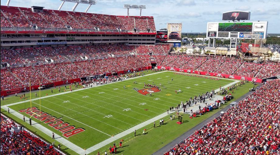 Raymond James Stadium, Tampa Bay Buccaneers football stadium - Stadiums of Pro Football