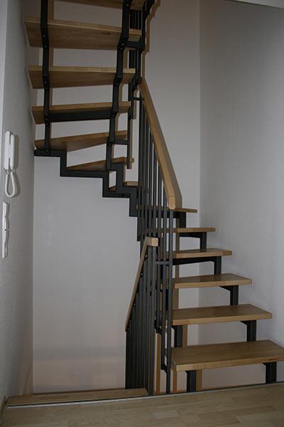 Zweiholmtreppen nach Ma von Stadler Treppen