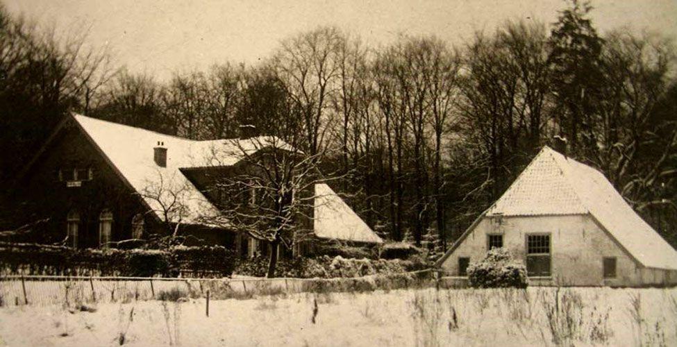 Teerplaats rond 1900