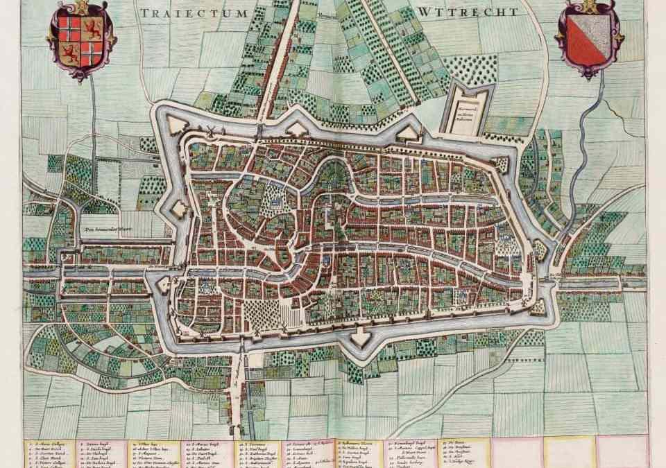 Stadsganzenbord nu ook in Utrecht!