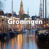 Groningen stadsstranden