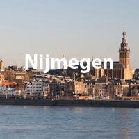 Nijmegen stadsstranden