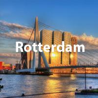 Rotterdam stadstranden