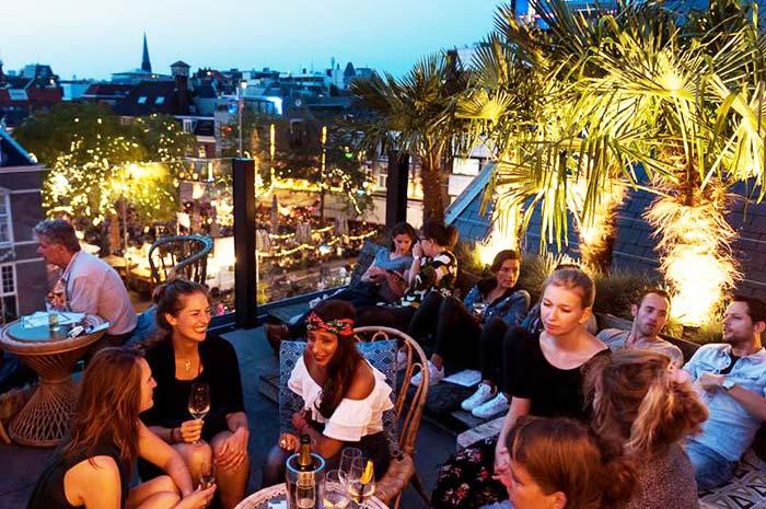 Bleyenberg Dak Rooftop Den haag