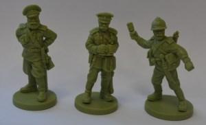 Urfin Jus New Russian Company World War I Russian Soldiers
