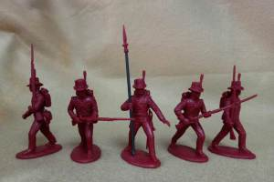 Expeditionary Force Singapore December Figure Releases