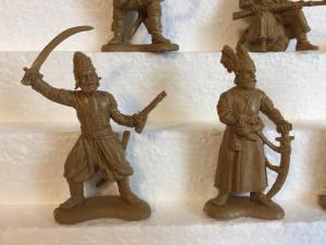 Engineer Bassevitch Next Figure Set Caucasin Warriors