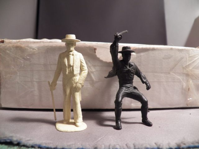 Marx Toys Character Figures
