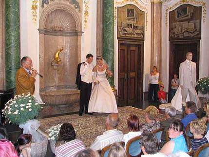Hochzeitsmesse  stadtfuessende