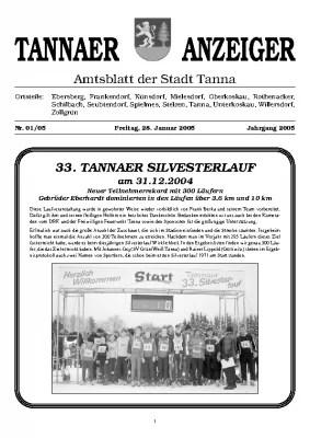 Amtsblatt Januar 2005