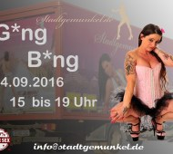 Gang Bang Party mit Adrienne Kis