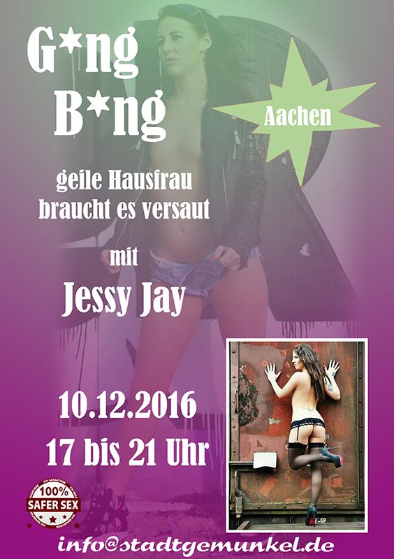 Jessy Jay Notgeile Hausfrau