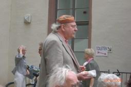 Der ehemalige Dirigent unserer Freunde der Sevenoaks and Tonbridge Concertband - Trevor