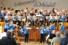 """Matinée 2013 der Stadtkapelle 1908 Heusenstamm """"Erkennen Sie die Melodie? Serientäter und Konsorten"""