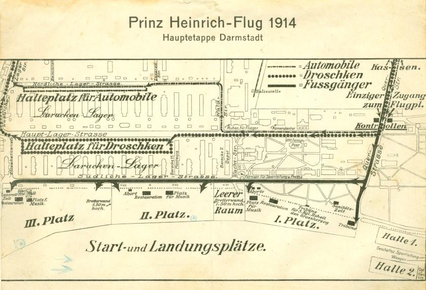 Prinz Heinrich Flug1914