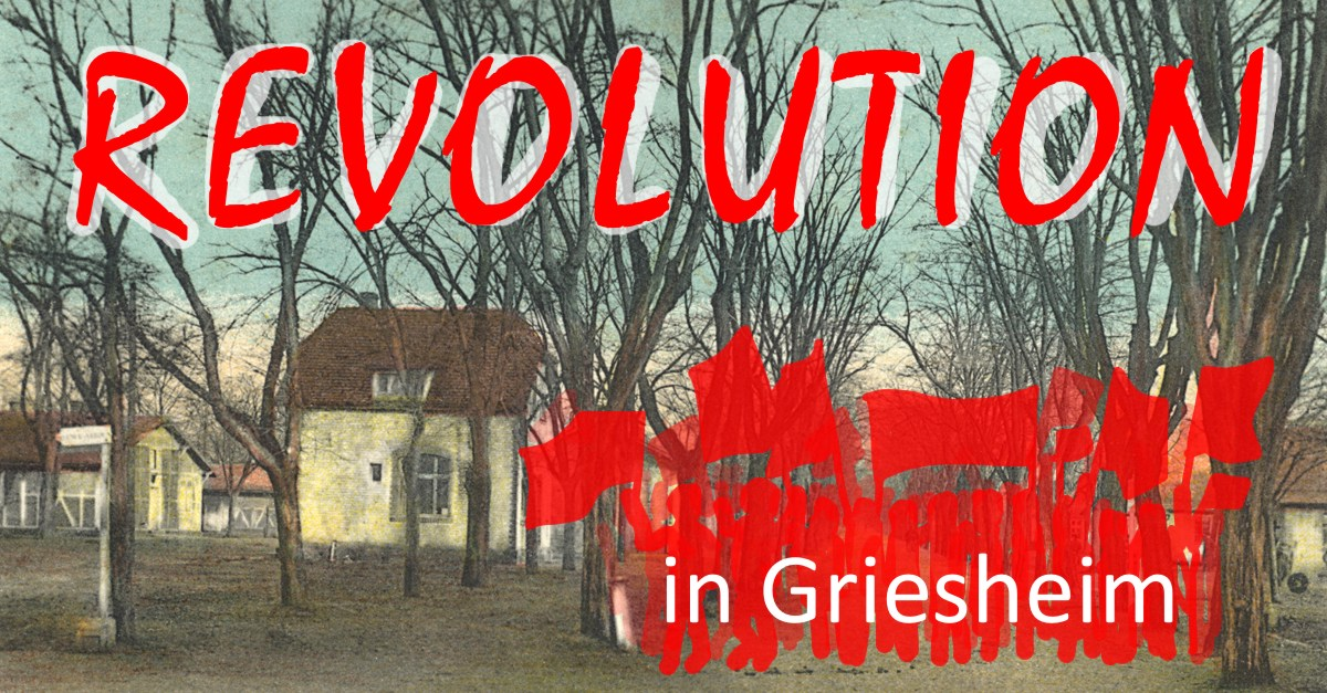 Revolution in Griesheim