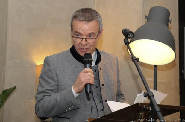 Gregor Lemke vom Augustiner Klosterwirt neuer Sprecher der Innenstadtwirte München