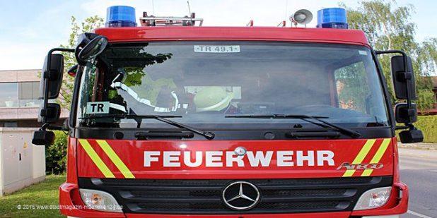 HLF Feuerwehr München