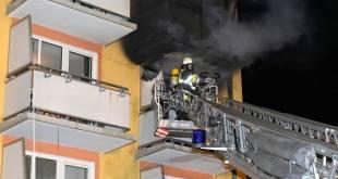 Feuerwehr-Einsatz Planegger Straße