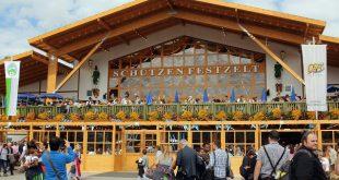 Schützenfestzelt Oktoberfest München