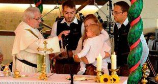 Taufe Wiesn-Gottesdienst Oktoberfest 2015