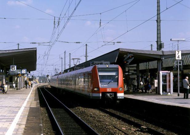 S-Bahnhof München-Pasing