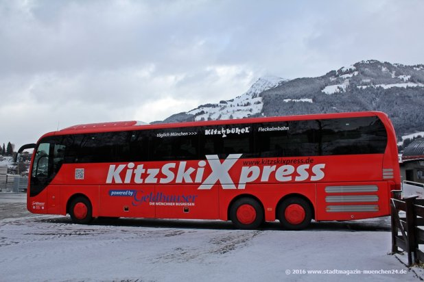 KitzSkiXpress München Kitzbühel