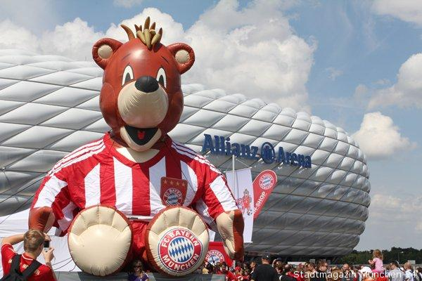 Teampräsentation FC Bayern München