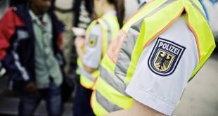 Bundespolizei Kontrolle Flüchtlinge Quelle Foto Bundespolizei